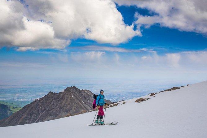 High Altitude Freeride Experience