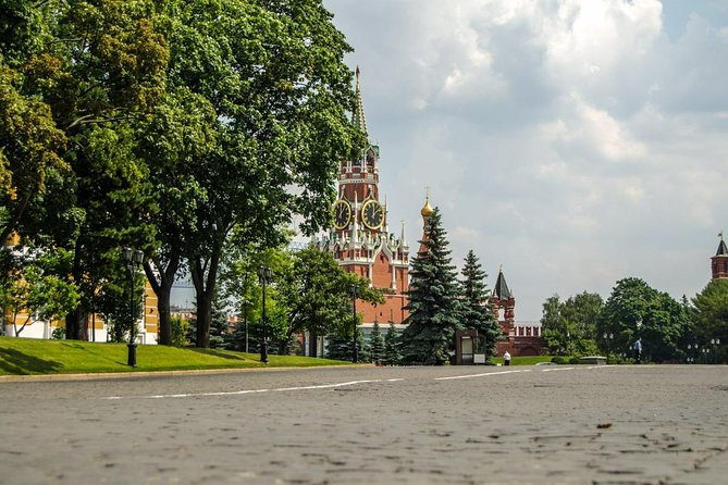 Private Tour: visit the Kremlin and the Armory