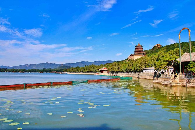 Visit Summer Palace and Olympic Sites from Beijing Airport