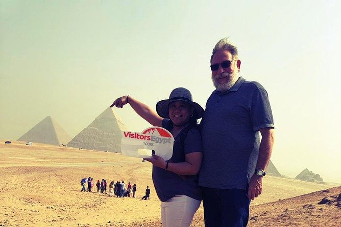 Amazing Day Tour to Pyramids and Sphinx