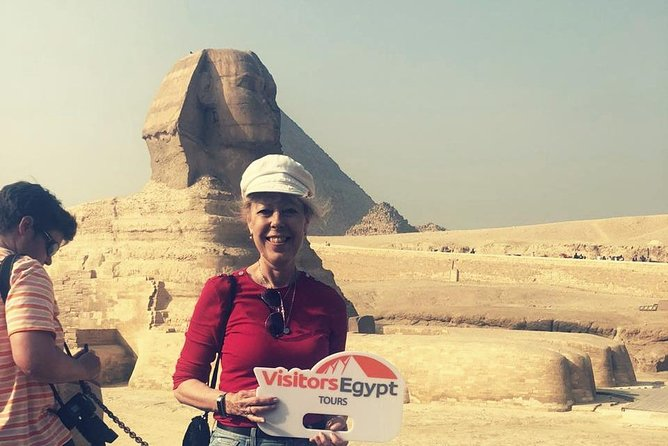 Private Day Tour to Pyramids & Sphinx