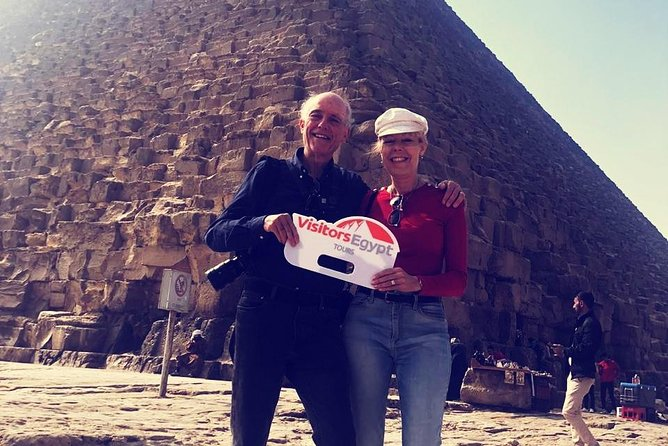 Private Tour to the Giza Pyramids and The Egyptian Museum