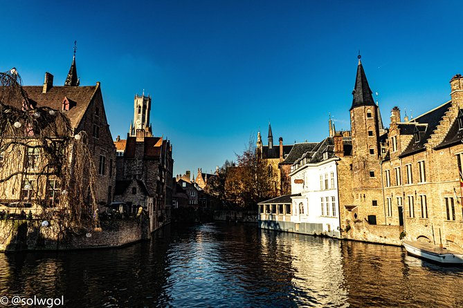 Architectural Tour of Bruges