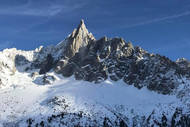 Chamonix Gold private exclusive tour from Geneva