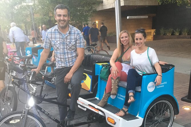 Brewery Tours through East Austin via Motorized Pedicab