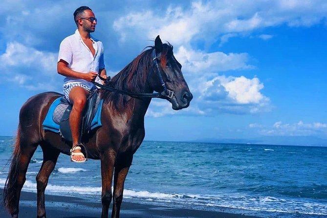 Bali Horse Riding In seminyak beach