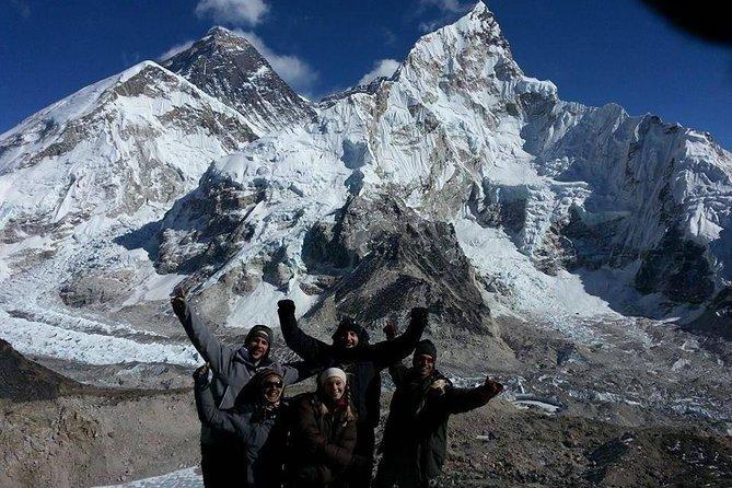 15 Days Everest Base Camp Luxury Lodge Trek