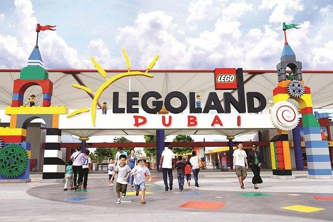 Legoland Dubai tour with transfers
