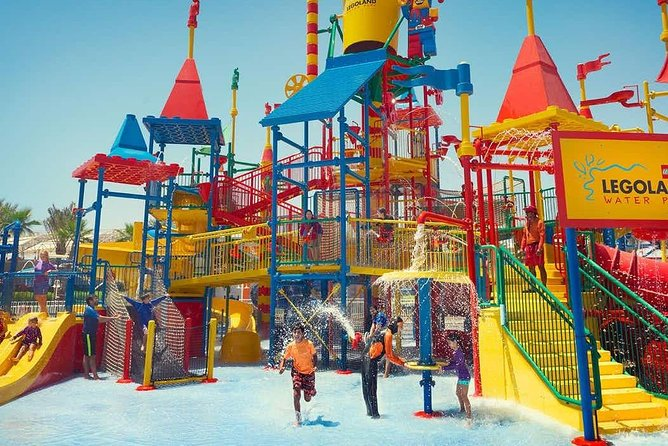 Legoland Dubai Water Park with transfers