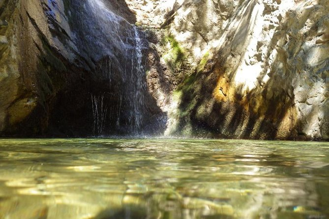 @ Myllomeris waterfall