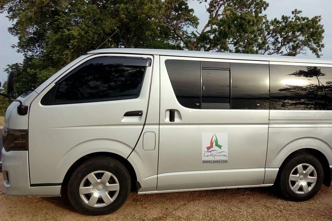 Ambalantota City to Colombo Airport (CMB) Private Transfer
