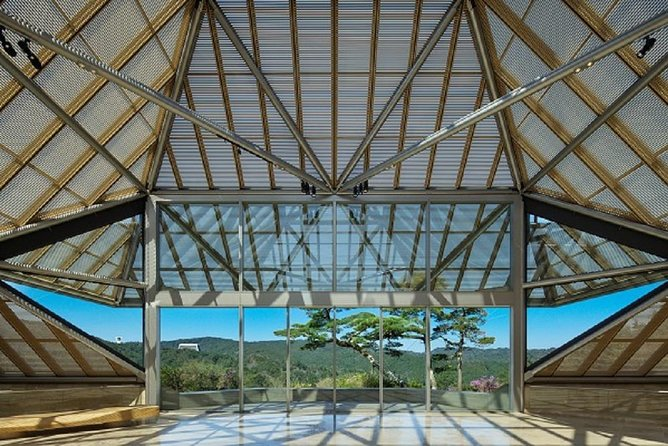 Miho Museum Admission with Private Transport from Kyoto
