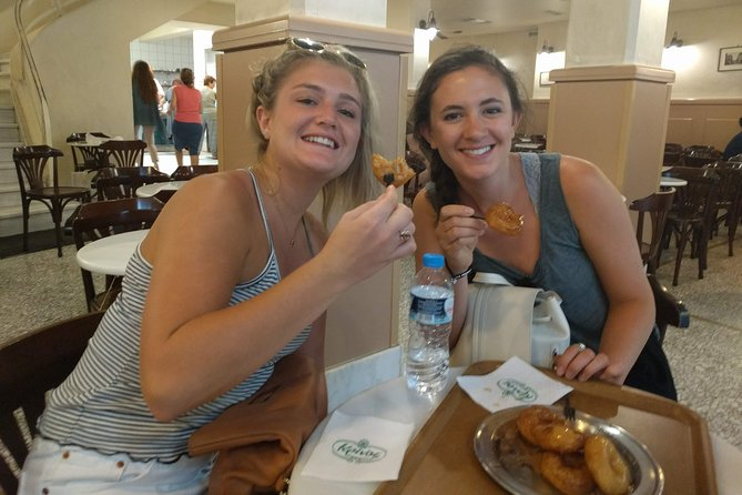 Greek Breakfast Walking Tour with a Local Foodie