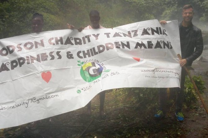 Machame 7 Days Kilimanjaro For Charity photo 2