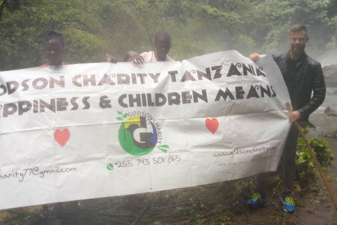 Machame 7 Days Kilimanjaro For Charity photo 3