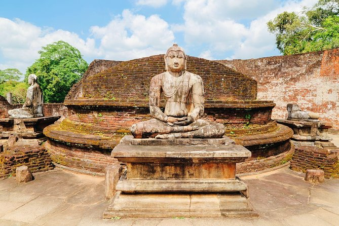 Explore the Ancient City of Polonnaruwa photo 4
