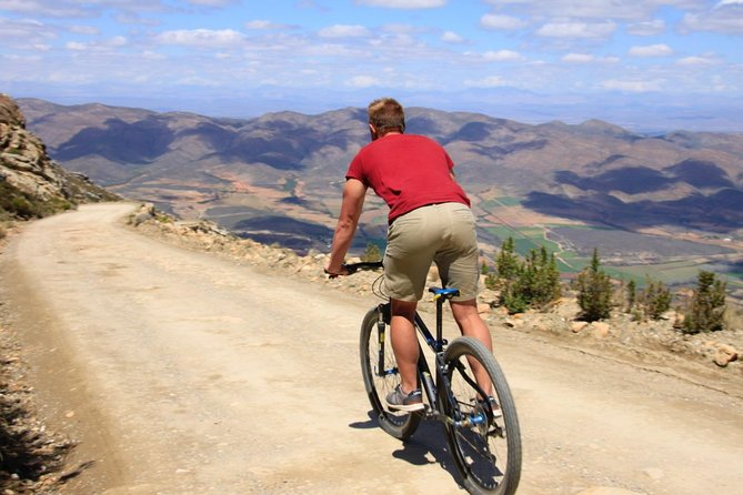 Mountain Bike the Swartberg Pass