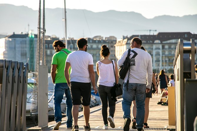 Best of Geneva in 60 minutes - Discover the city with a Local