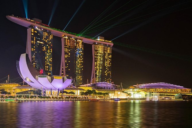 Marina Bay Sands Sky Park & Gardens By The Bay Combo Ticket With 2 Way Transfer photo 1