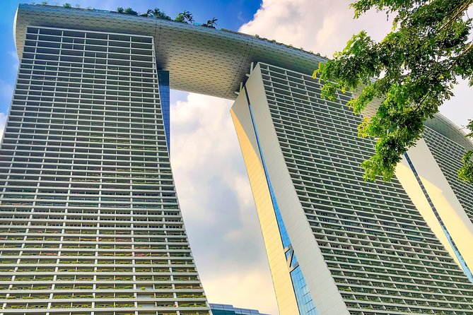 Marina Bay Sands Sky Park & Gardens By The Bay Combo Ticket With 2 Way Transfer photo 6