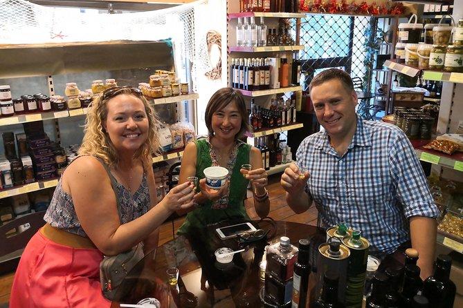 Athens Tasting Workshop and Food Market Tour