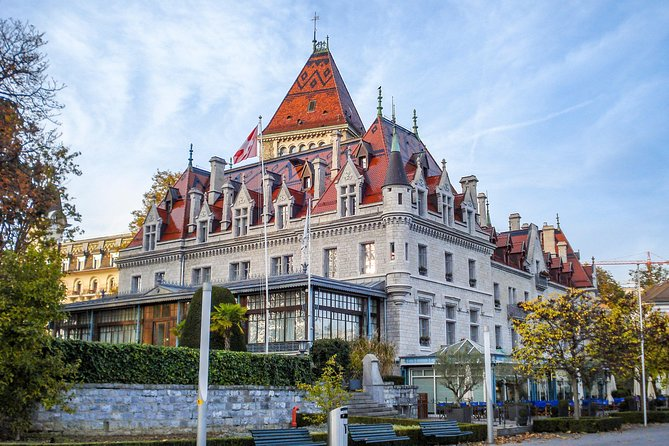 Historical Walk of Lausanne - Discover the city with a Local