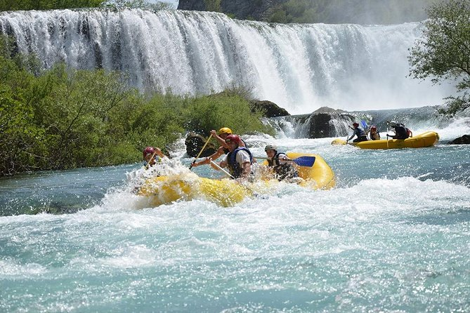 Zrmanja Rafting & Kayaking from Zadar