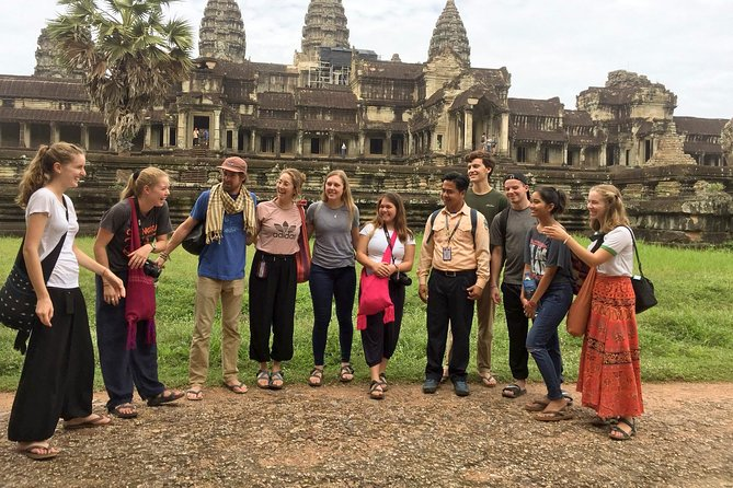 Angkor Wat Discovery 4 Days & Remote Temple Beng Mealea,Kbal Spean