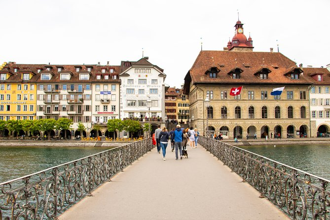 The Instagrammable Places of Lucerne with a Local