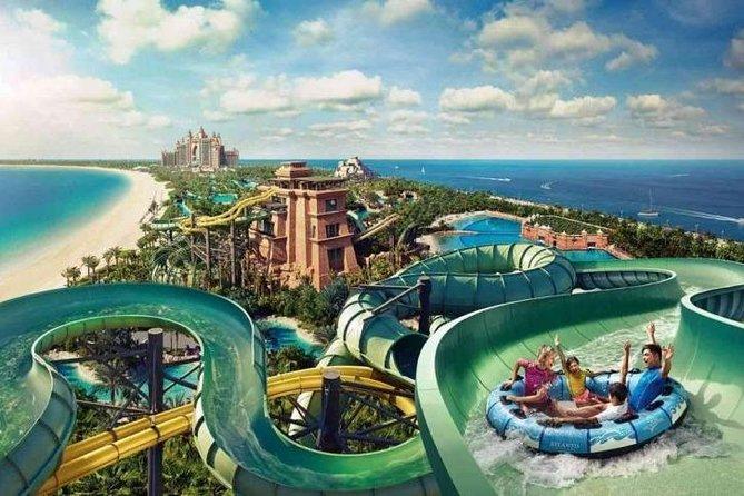Dubai Atlantis Aquaventure & Lost Chamber Combo Pass