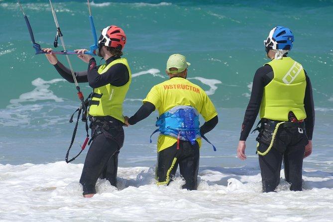 Private kitesurf session (2 hours)