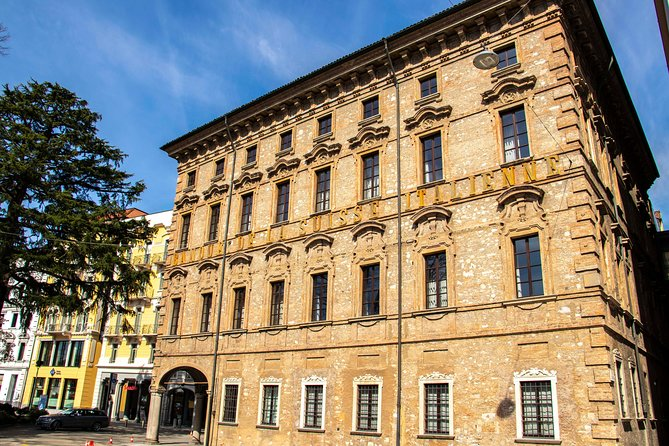 Architectural Walk of Lugano with a Local