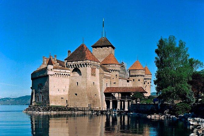 Lausanne, Vevey, Montreux Riviera and Chillon Castle Private tour