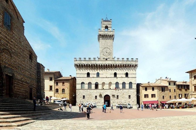 Montepulciano and Pienza Full day tour with Wine and Pecorino Tasting