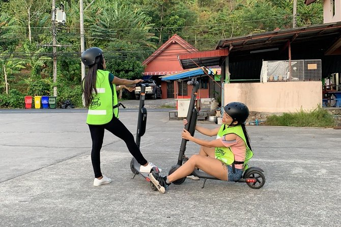 Electric Scooter Trip in Phuket photo 2