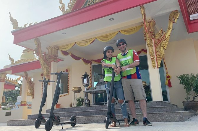 Electric Scooter Trip in Phuket