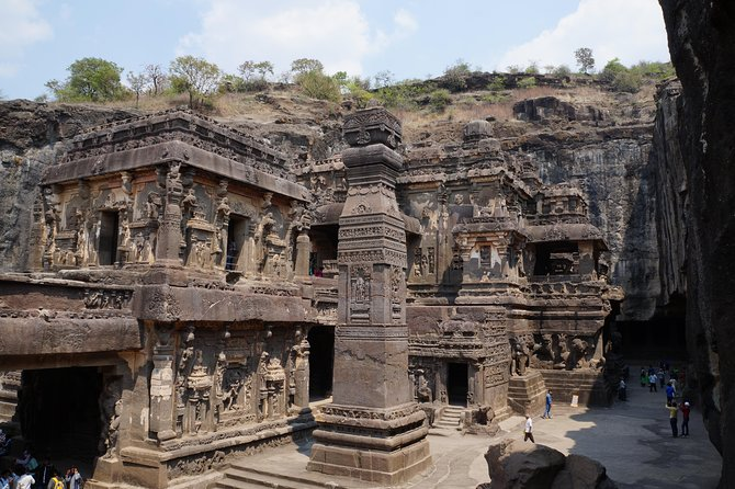 Ellora caves guided tour with other attractions