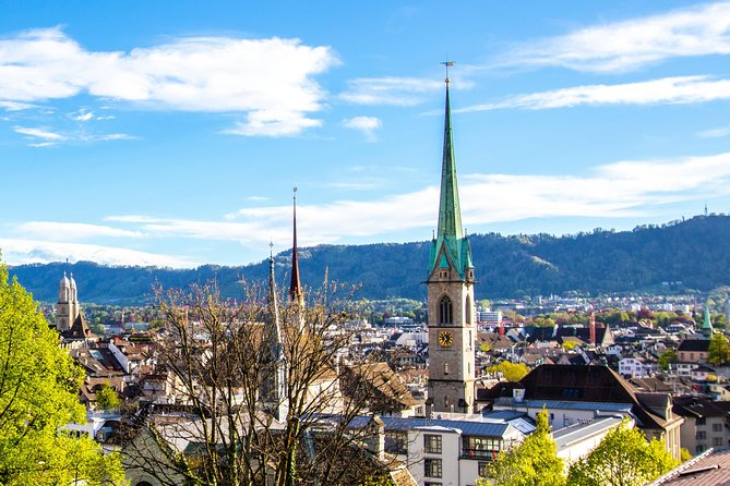 The Photogenic Side of Zurich with a Local