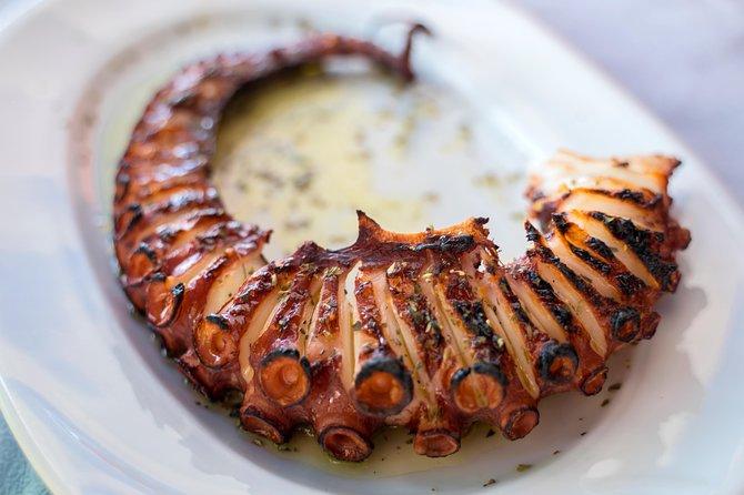 Traditional Tastes of Santorini Food Tour