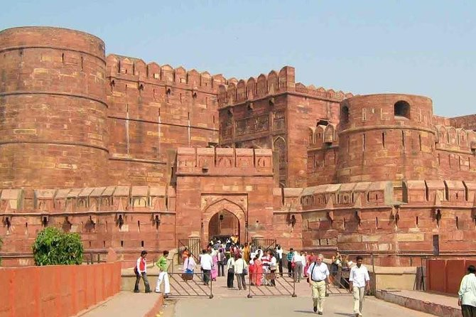 Private Trip To Agra To See The Taj Mahal & Agra Fort from Delhi