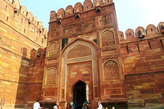 Private Trip To Agra To See The Taj Mahal & Agra Fort from Delhi photo 6