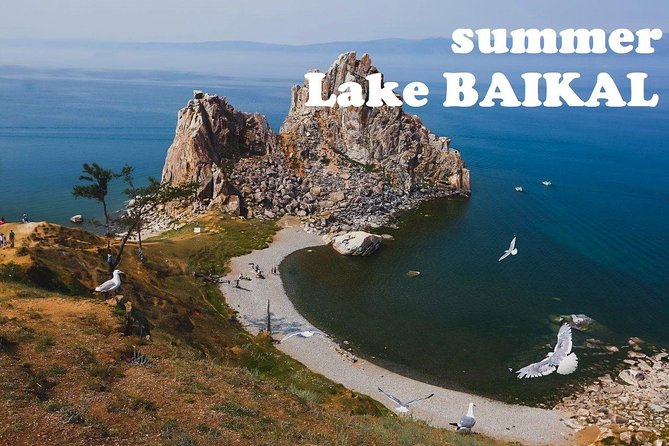 Summer tour to lake Baikal - Olkhon Island, Listvyanka, Seagull Island, Irkutsk photo 1