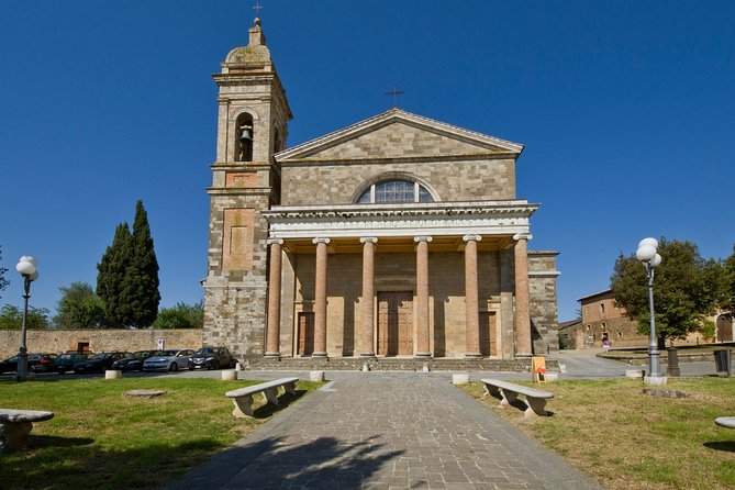 Montalcino Private Guided City Tour