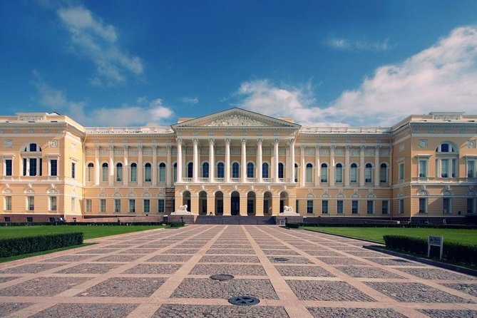 Private Tour of State Russian Museum with Professional Guide