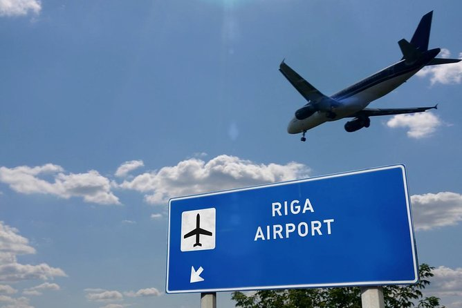 Private arrival from Riga airport to Hotel/Apartment