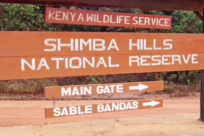 Full Day Trip - Shimba Hills National Reserve & Colobus Conservation