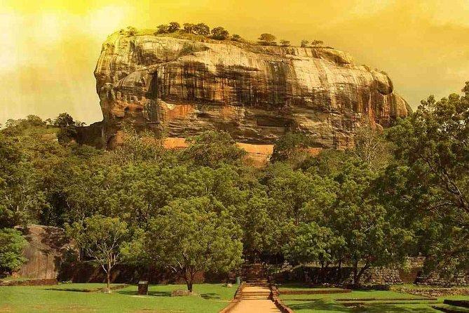 UNESCO Sigiriya Rock & Cave Temple Visit From Negombo