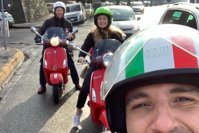 Discover Florence: Vespa Tour