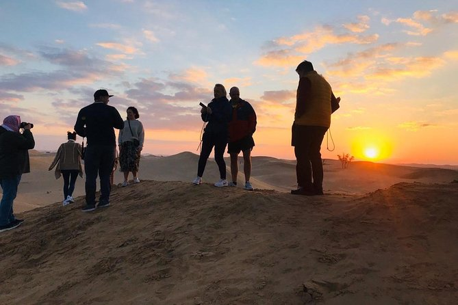 Sunrise Desert Safari with Sandboarding,Tea and Coffee photo 2