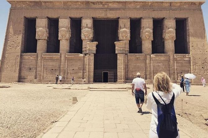 Dandara and Abydos Tour from Luxor